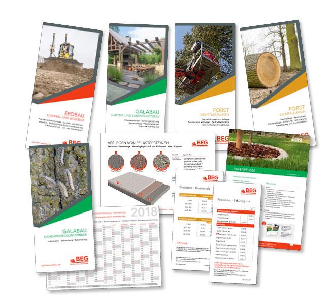 Wir stellen Ihnen viele Downloads zu unseren Leistungen zur Verfügung.